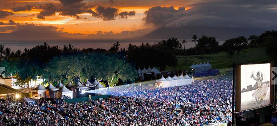 Maui June events Maui Film Festival
